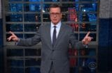 the late show with stephen colbert new tv show to trick trump into caring about immigrants