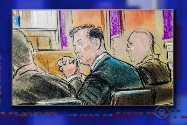 the late show with stephen colbert paul manafort courtroom sketch