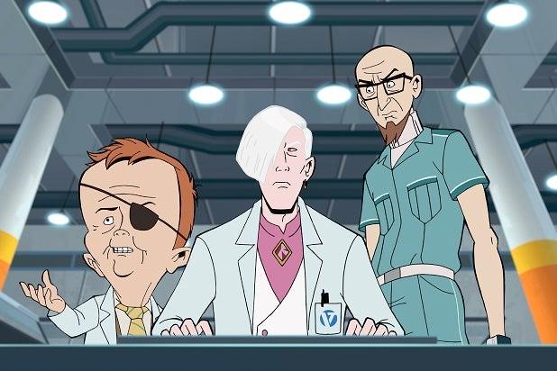 the venture bros. season 3 episode 9