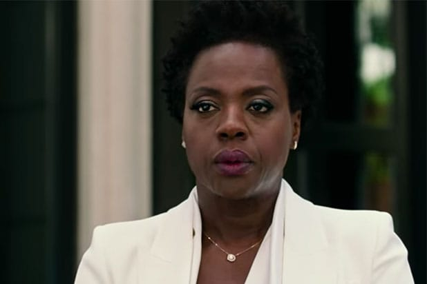 widows trailer