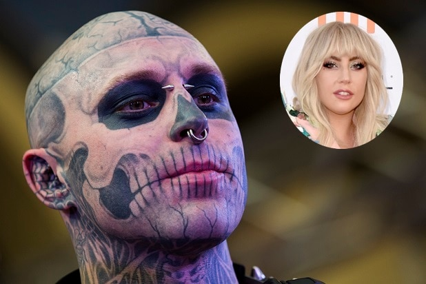 eee47510 Lady Gaga Apologizes for Calling Death Of 'Zombie Boy' a Suicide