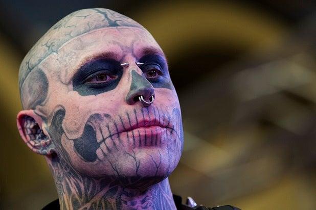 db86c27d5a32f Lady Gaga Mourns Death of  Born This Way  Video Performer Zombie Boy    Beyond Devastating