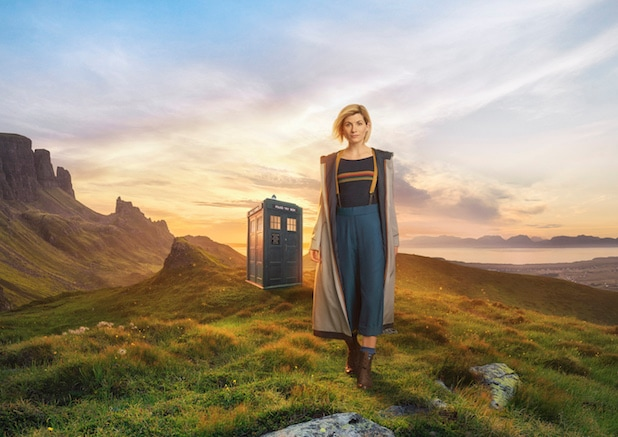 Doctor Who Jodie Whittaker Series 11 Costume Reveal