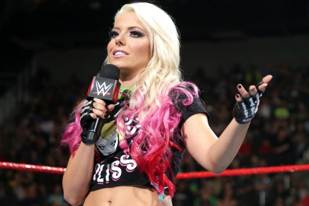 Alexa Bliss - WWE