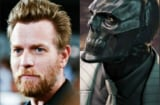 Birds of Prey Batman Ewan McGregor Black Mask