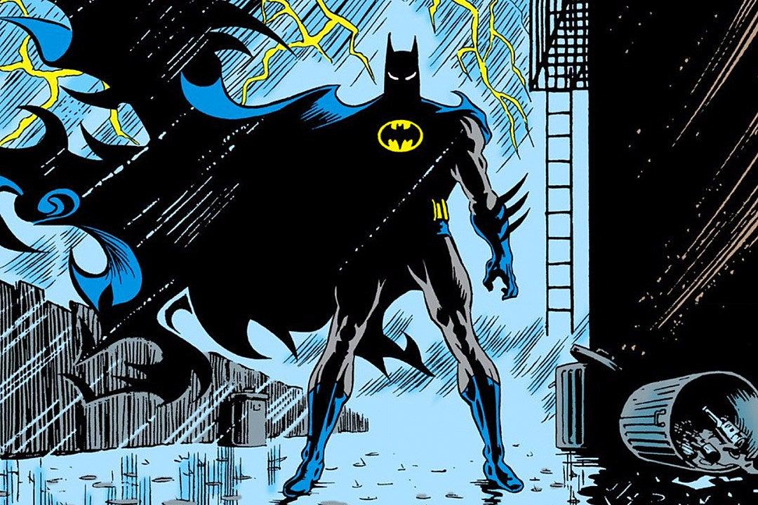 Norm Breyfogle Batman