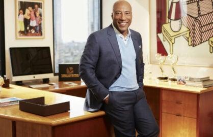 Byron Allen's Entertainment Studios Pursues M&A With New