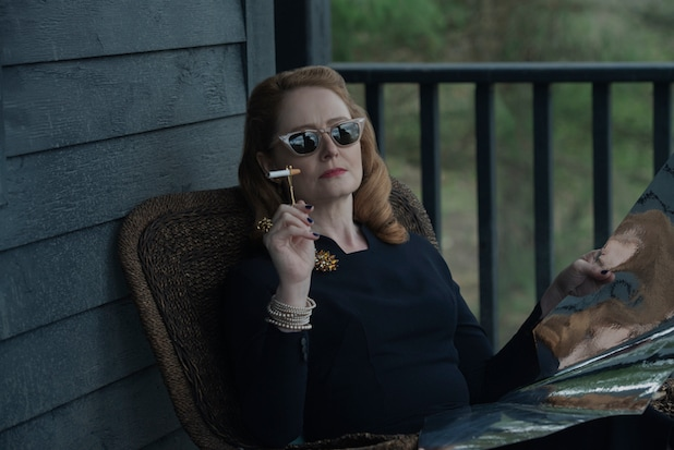 Aunt Zelda Chilling Adventures of Sabrina