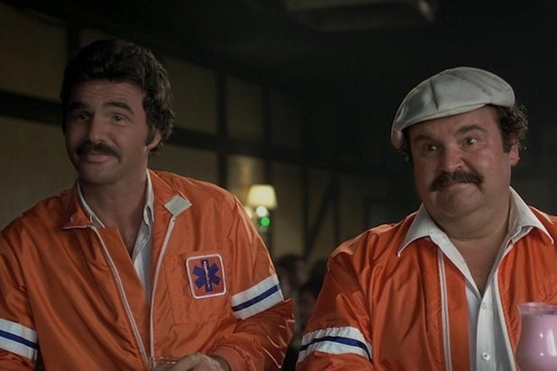 Burt Reynolds Dom Deluise The Cannonball Run