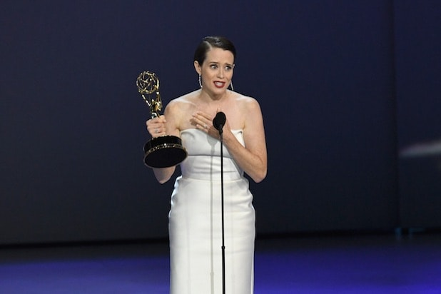 Claire Foy Emmys