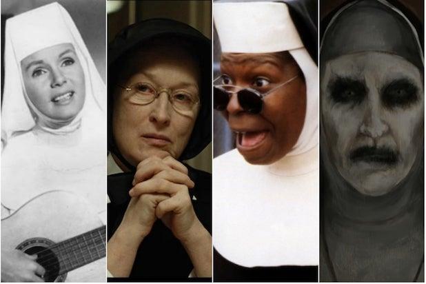 Crazy Movie Nuns