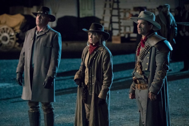 DC's Legends of Tomorrow The Good, the Bad and the Cuddly