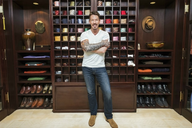 HGTV's 'My Lottery Dream Home' Host David Bromstad Doesn't