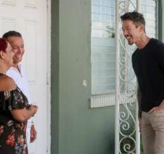 David Bromstad in HGTV's 'My Lottery Dream Home'