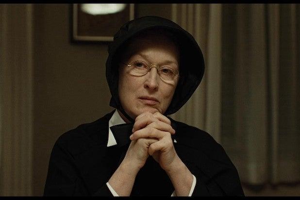Doubt Meryl Streep