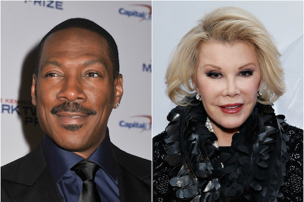 Eddie Murphy Joan Rivers
