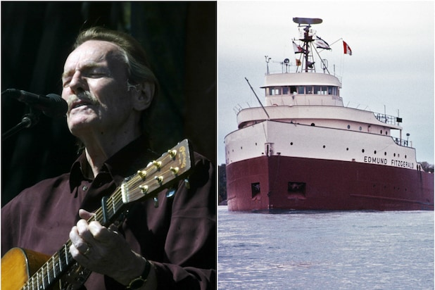 Edmund Fitzgerald Gordon Lightfoot