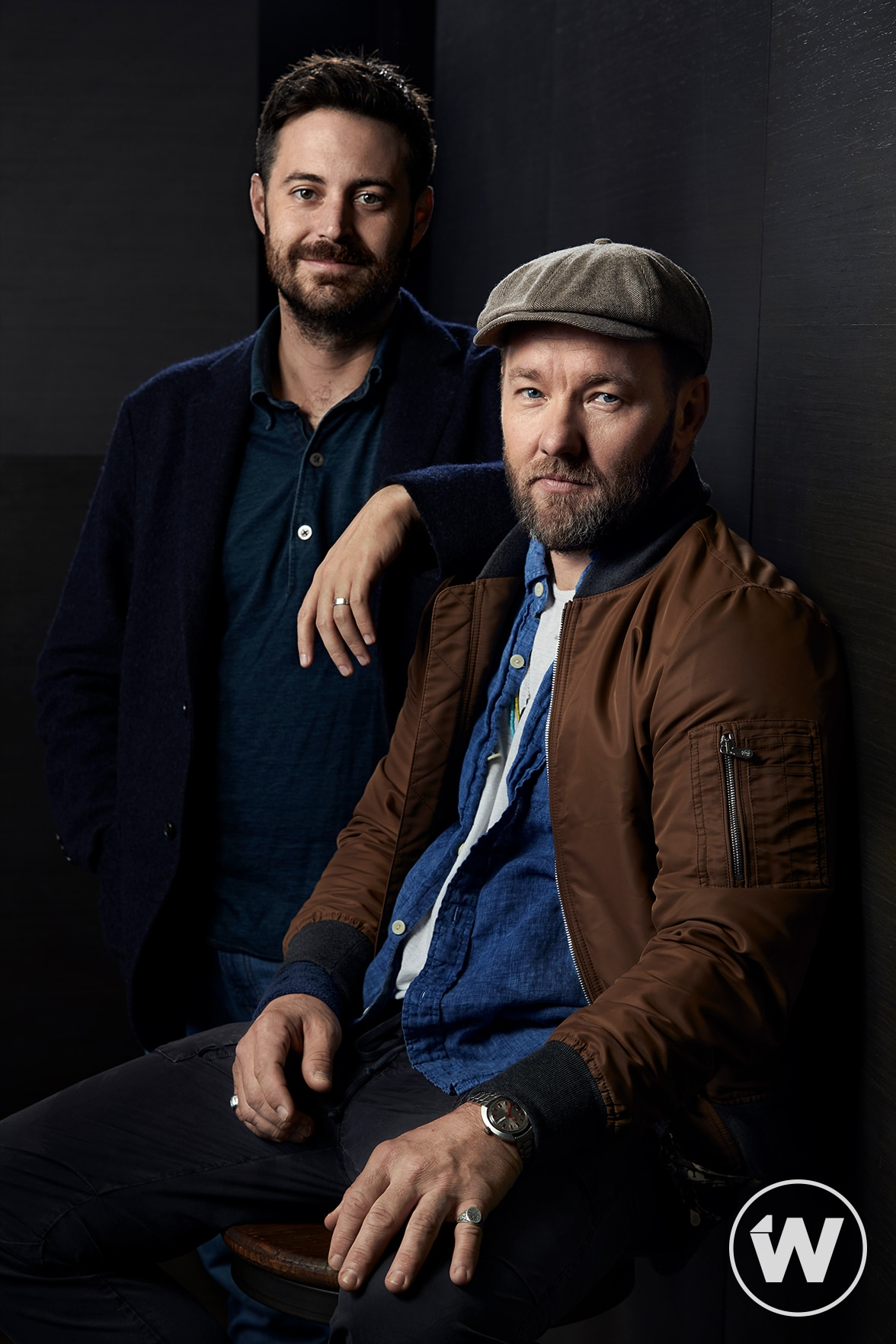Garrard Conley and Joel Edgerton, Boy Erased