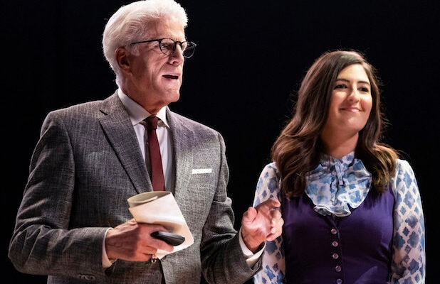 96292ebb2 Good Place' Creator on Premiere's Surprise Return: 'He's on a ...