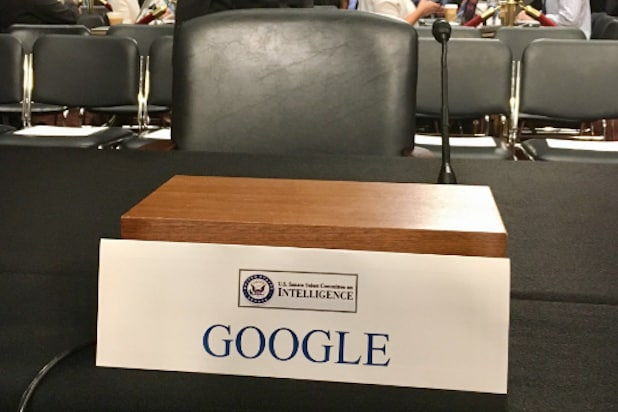 Google Seat Congress