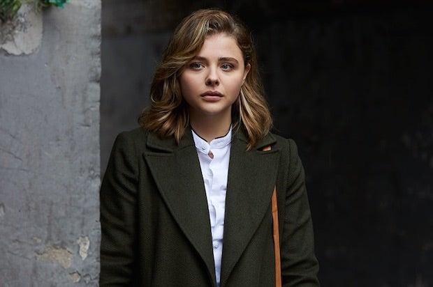 Chloe Grace Moretz in Greta