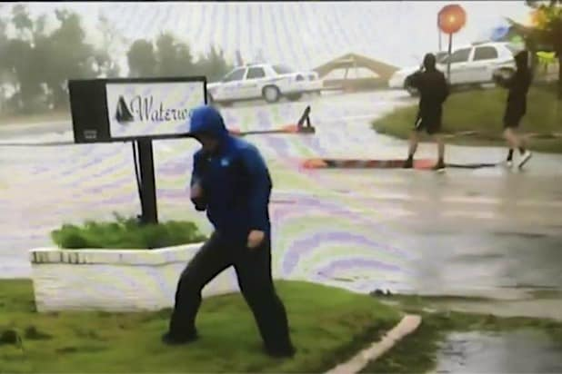 Hurricane Florence Weather Channel Mike Seidel
