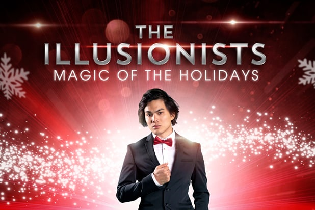 Shin Lim The Illusionists
