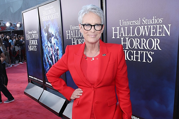 Jamie Lee Curtis Halloween Horror Nights