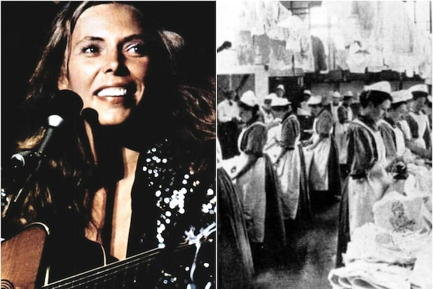 Joni Mitchell Magdalene Laundries