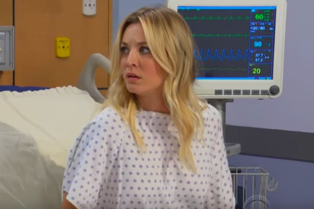 Kaley Cuoco, Joel McHale and James Corden Turn Drake Bars Into a Soap Opera (Video)