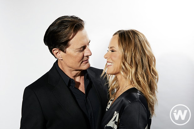 Kyle MacLachlan and Maria Bello, Giant Little Ones
