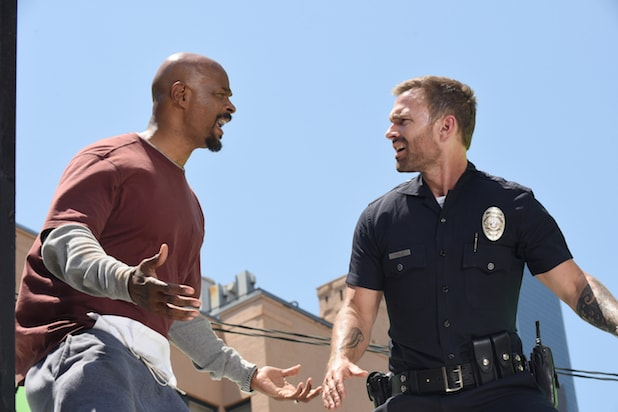 Lethal Weapon Damon Wayans Seann William Scott