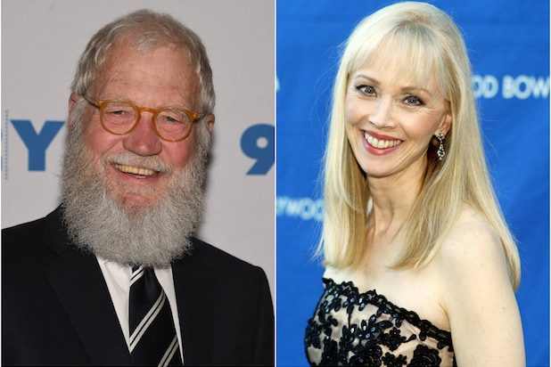 David Letterman Shelley Long