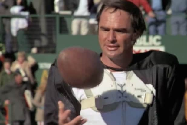 Burt Reynolds The Longest Yard
