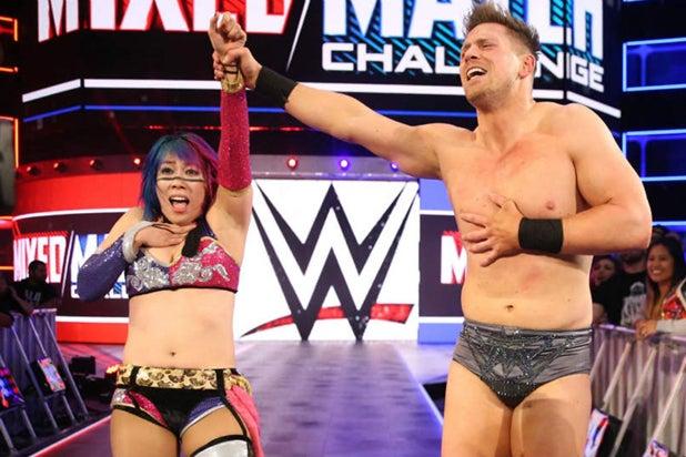 Mixed Match Challenge WWE