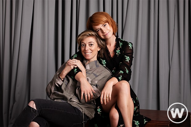 Nicole Taylor and Jessie Buckley, Wild Rose