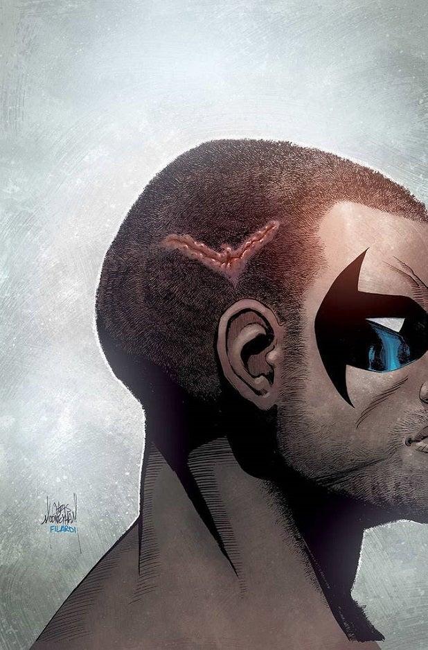 DC Comics Batman Robin Nightwing 50