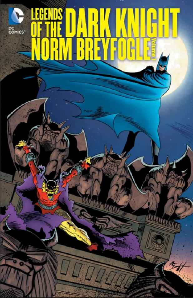 Norm Breyfogle Legends of the Dark Knight