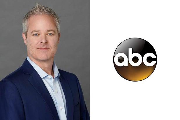 Patrick Maguire ABC Studios