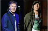 Paul McCartney and Eminem