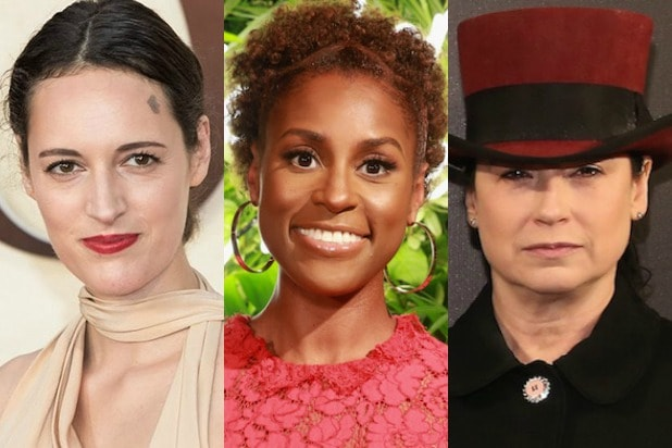 Phoebe Waller-Bridge Issa Rae Amy Sherman-Palladino