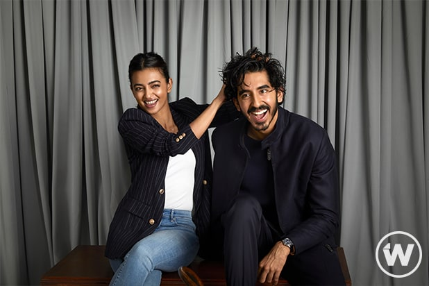 Radhika Apte and Dev Patel, The Wedding Guest
