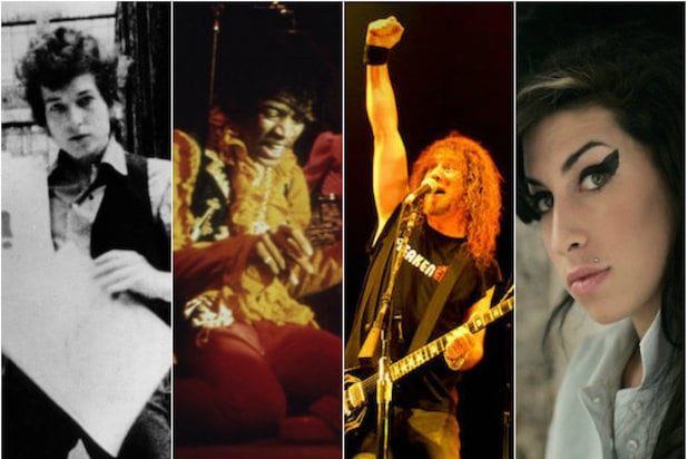 10 Rock Documentaries You Can Stream Now Photos