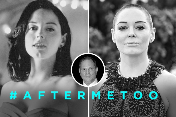Rose McGowan #AfterMeToo