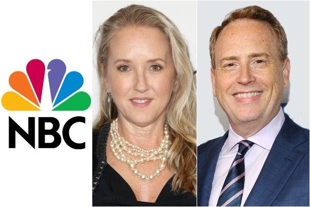 Jen Salke Bob Greenblatt NBC