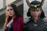 Scarlet Witch and Loki