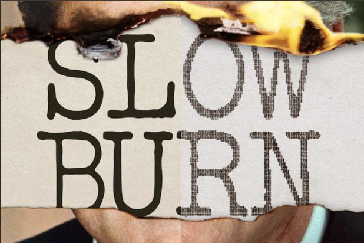 Slow Burn Leon Neyfakh Clinton Nixon Lewinsky Watergate Martha Mitchell