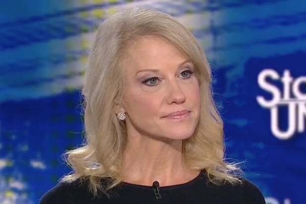 Kellyanne Conway Compares Joe Biden's Hunt for Woman VP to Frat Boy's Hunt for Companionship (Video)