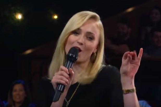 Baby Shark' Goes Hollywood: Sophie Turner, Josh Groban Perform Song
