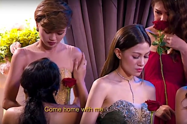 Watch 'The Bachelor: Vietnam' Contestant Reject the Guy, Confess Love for Another Woman on Show (Video)